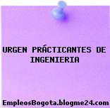URGEN PRÁCTICANTES DE INGENIERIA
