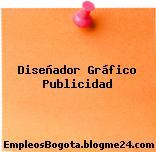 Diseñador Gráfico (Publicidad)