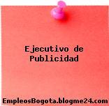 Ejecutivo de Publicidad