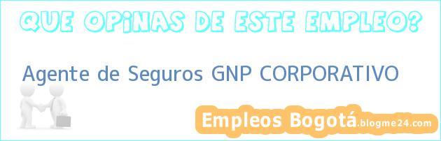 Agente de Seguros GNP CORPORATIVO