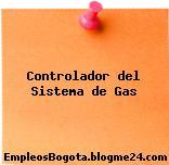 Controlador del Sistema de Gas