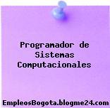 Programador de Sistemas Computacionales