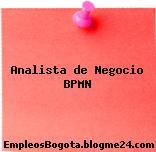 Analista de Negocio BPMN