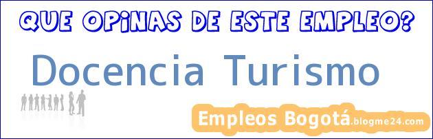 Docencia Turismo
