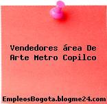 Vendedores área De Arte Metro Copilco