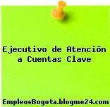 Ejecutivo de Atención a Cuentas Clave