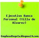 Ejecutivo Banca Personal (Villa de Alvarez)