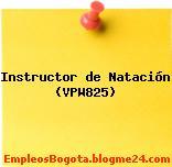 Instructor de Natación (VPW825)