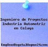 Ingeniero de Proyectos Industria Automotriz en Celaya