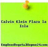 Calvin Klein Plaza la Isla