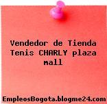 Vendedor de Tienda Tenis CHARLY plaza mall