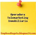 Operadora Telemarketing Inmobiliaria