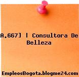 A.667] | Consultora De Belleza