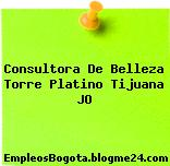 Consultora De Belleza Torre Platino Tijuana JO