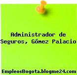 Administrador de Seguros, Gómez Palacio