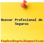 Asesor Profesional de Seguros