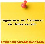 Ingeniero en Sistemas de Información