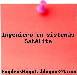 Ingeniero en sistemas Satélite