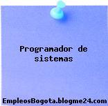 Programador de sistemas