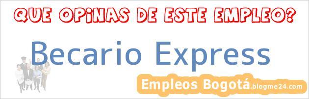 Becario Express