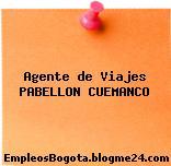 Agente de Viajes PABELLON CUEMANCO