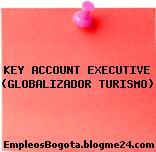 Key Account Executive Globalizador Turismo