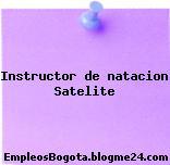 Instructor de natacion Satelite