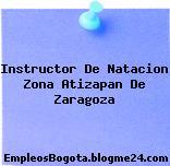 Instructor De Natacion Zona Atizapan De Zaragoza