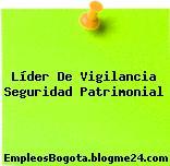 Líder de Vigilancia – Seguridad Patrimonial